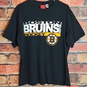 Reebok NHL Boston Bruins Fan Tee